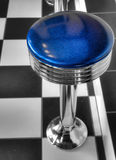 Bar stool Royalty Free Stock Image