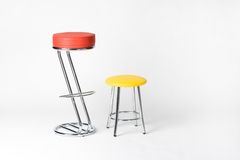 Bar Stool Royalty Free Stock Photos