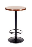 Bar table Royalty Free Stock Images