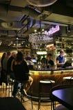 The bar Tap Room Kungsholmen Stock Image