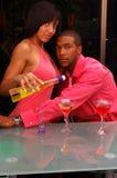 Bar tending Nights Royalty Free Stock Photo