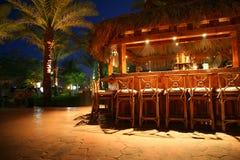 Bar tropical photo stock