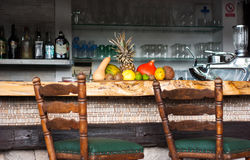 Bar in the tropics Royalty Free Stock Image