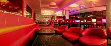 Bar voor jonge mensen Royalty-vrije Stock Afbeelding