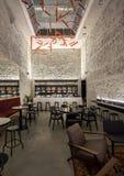 Bar w loft stylu Zdjęcie Stock