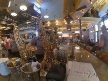 Bar w Novi Sad Zdjęcia Stock