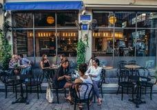Bar w Tel Aviv Obraz Stock