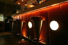 bar wnętrze Obraz Royalty Free