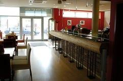 bar wnętrze Fotografia Stock