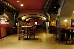 bar wnętrze Zdjęcia Stock