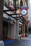 Bar y grill de All Star de los Atlanta Braves imagen de archivo libre de regalías