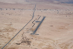 Bar Yehuda airfield Stock Photos