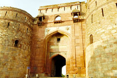 Bara Darwaza Stock Photo