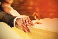 bara gift Royaltyfri Fotografi