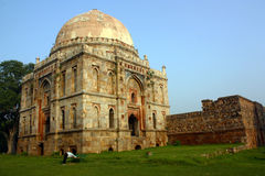 Bara Gumbad Royalty Free Stock Photos