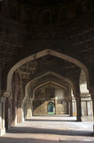 Bara Gumbad mosque archway Stock Images