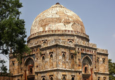 Bara Gumbad Tomb Lodi Gardens New Delhi India Stock Photography