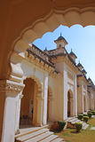 Bara Imam of Chowmahalla Palace in Northern courtyard Stock Images