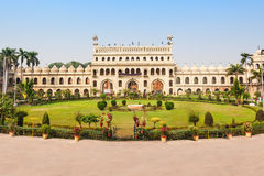 Bara Imambara, Lucknow Royalty-vrije Stock Afbeelding