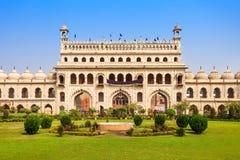 Bara Imambara, Lucknow fotografie stock libere da diritti