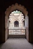 Bara Imambara Lucknow fotografering för bildbyråer
