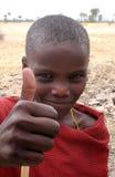 Barabaig Boy Stock Photos