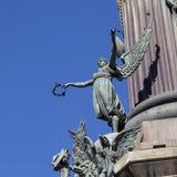 Baracelona天使 图库摄影