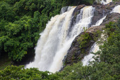 Barachukki Water Falls Royalty Free Stock Image
