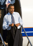 barack γερουσιαστής obama Στοκ Εικόνες