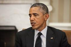 barack κράτη Προέδρου obama που ενώνονται Στοκ Φωτογραφίες