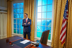 Barack Hussein Obama II Royalty Free Stock Images