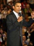 barack obama参议员 库存照片