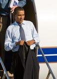 barack obama参议员 库存图片