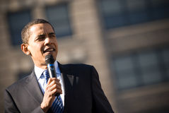 Barack Obama 12 Stock Images