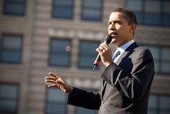 Barack Obama 17 Imágenes de archivo libres de regalías