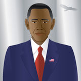 Barack Obama Royalty Free Stock Image