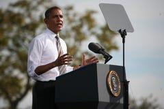 Barack Obama 免版税库存图片