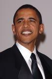 Barack Obama Royaltyfri Fotografi