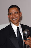 Barack Obama Arkivbild