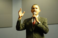 Barack Obama Royalty Free Stock Photography