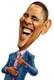 Barack Obama Obrazy Stock