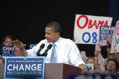 barack obama zdjęcie royalty free