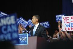Barack Obama Stockfoto