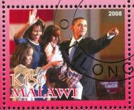 Barack Obama Стоковое Изображение