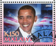 Barack Obama Royaltyfri Bild
