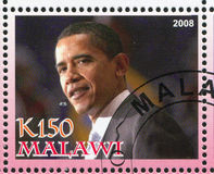 Barack Obama Royaltyfria Bilder
