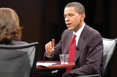 Barack Obama Immagine Stock Libera da Diritti