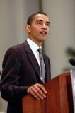 Barack Obama Fotografie Stock Libere da Diritti