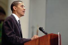 Barack Obama Photographie stock