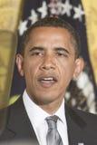 Barack obama east room Stock Images